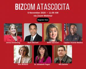 Partnership Lake Houston Atascocita BizCom Recap, November 5