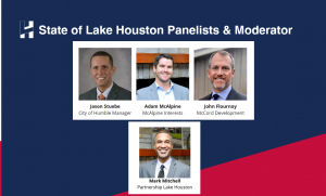 """Lake Houston Area to See """"Rise in Local Retail Sales with Continued Housing Boom"""""""