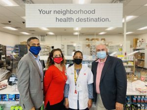 Ribbon Cutting and Grand Opening: Walgreens at 168 First Street