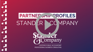 Partnership Profiles: Stander & Company