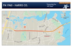 FM 1960 – Harris County Project Update