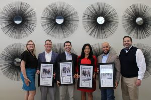 Nine LHA Business Leaders Recognized at Awards Luncheon